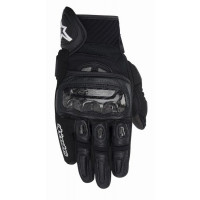 Alpinestars GP-Air leather gloves Black