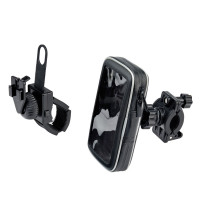 Midland mounting system for motorcycle Iphone 5