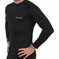 TUCANO URBANO Polo Nord 670 Long Sleeves Thermal Shirt black