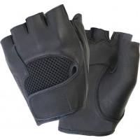 Tucano Urbano Schiaffo  half-finger gloves black