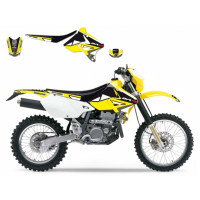 Blackbird Racing Suzuki Dream 2 stickers kit