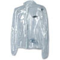 UFO PLAST Clear Rain Jacket