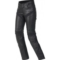 Alpinestars Stella Tyla leather women pants black