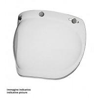 Dark tinted visor to Givi bubble to 20.7