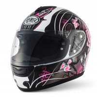 Premier  Monza Vanity full face helmet White