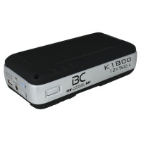 BC Battery Booster K1800 motorcycle battery starter - Jumpstarter and Powerbank