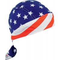 Zan Headgear Bandana Flydanna Stars and Stripes