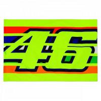 VR46 STRIPES flag Multicolor