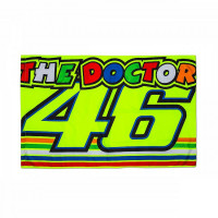 VR46 The Doctor 46 Classic FLAG Yellow MULTICOLOR