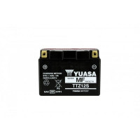 Yuasa battery TTZ12-S X5 AGM - 12v 11ah - L 150mm W 87mm H 110mm - with acid