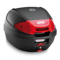 Givi E300N2 top case Monolock 30lt Black