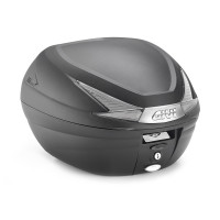Givi B330 Monolock top box 33 lt Black with fumè reflectors