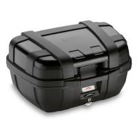 Back top case Givi Trekker TRK52 Black Line Black 52litri