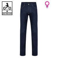 Jeans moto donna Befast JARVIS Lady CE Certificati Blu