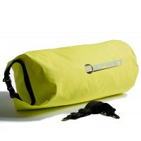 Befast BW011 40 liters waterproof saddle bag fluo Yellow Black