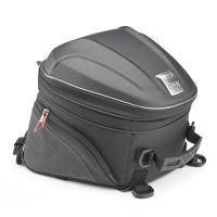 Expandable saddle bag Givi ST607B 22 liters Black