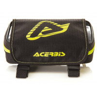 Borsa porta attrezzi Acerbis Rear Fender Tool Bag Nero Giallo