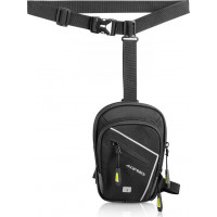 Acerbis X-SIDE leg Bag 1L Black