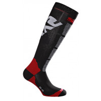 SIXS SPEED 2 socks Black red