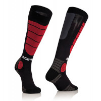 Acerbis MX Impact Child socks Black Red