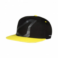 Macna Cap 5 Black Acid yellow