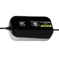 BC DUETTO - 12V 1.5 Amp Lead-Acid Lithium Battery Charger and Maintainer
