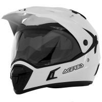 Acerbis Active Helmet White