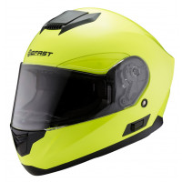 Casco integrale Befast Road Runner Giallo fluo