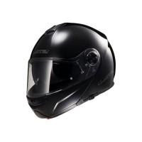 LS2 FF325 Strobe flip off helmet Black