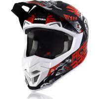 Acerbis PROFILE 4.0 cross helmet black grey