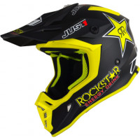 Just1 J38 Rockstar cross helmet Rockstar