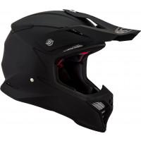 Kyt SKYHAWK PLAIN cross helmet Matt Black