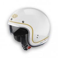 Airoh Riot Color white gloss demi-jet helmet