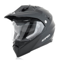 Full face helmet Acerbis Flip Fs-606 Matt Black