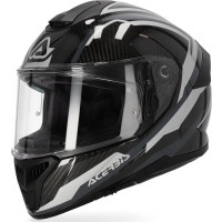 Acerbis TARMAK CARBON full face helmet black