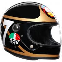 AGV Legends X3000 Limited Edition BARRY SHEENE full face helmet