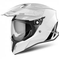Airoh Commander full face helmet fiber white gloss