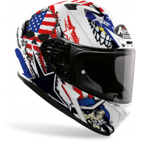Airoh Valor Uncle Sam full face helmet matt