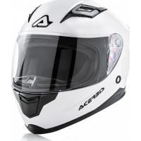 Acerbis CARLINO KID fill face helmet white