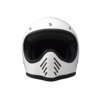 DMD full face helmet Seventyfive gloss white