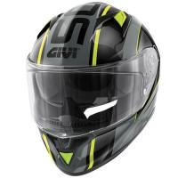 Givi 50.6 STOCCARDA BLADES full face helmet Matt Grey Black
