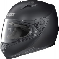 Grex G6.2 KINETIC full face helmet Black Matt
