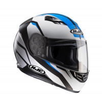 HJC CS-15 Sebka MC2 full face helmet black white blu