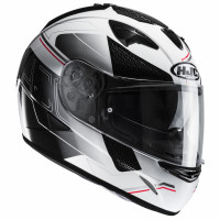 HJC TR-1 CETUS full face helmet MC10 Black White