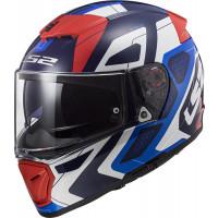 LS2 FF390 BREAKER ANDROID BLUE RED full face helmet