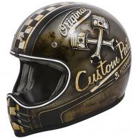 Premier MX OP 9 BM full face helmet fiber Bronze Black