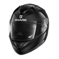Shark full face helmet Ridill Blank black