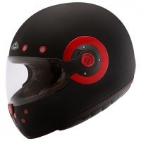 SMK Eldorado full face helmet Black Red