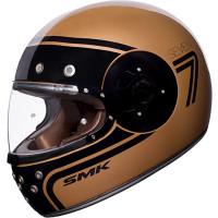 SMK Eldorado SEVEN full face helmet Bronze Black