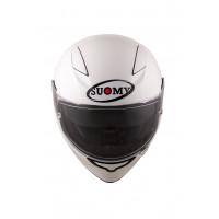Suomy full face helmet Speedstar Plain fiber white